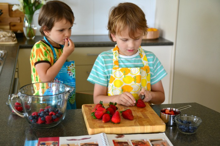 Engaging the older child in the kitchen How we Montessori