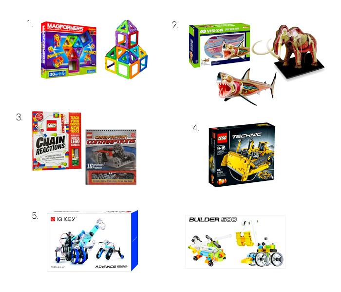 STEM toys at How we Montessori