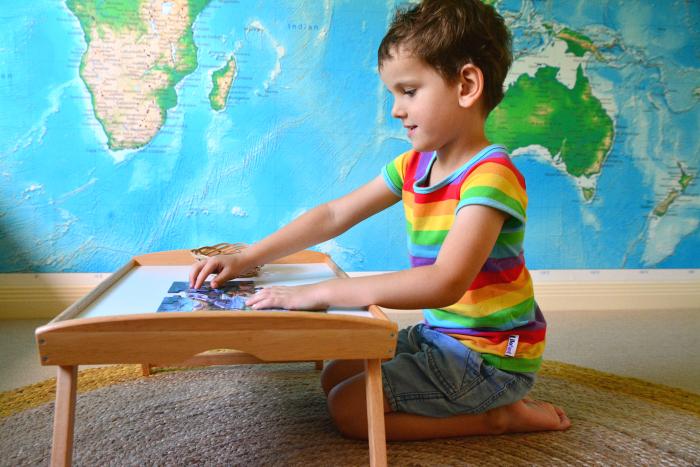 Ravensburger Puzzles at How we Montessori c: o Child.com.au