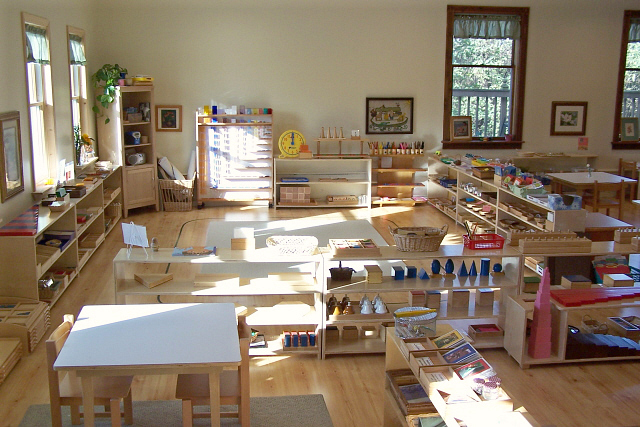 Classroom Design Montessori ~ Comparison of reggio emilia waldorf steiner and