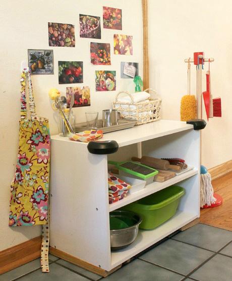Chroniques d'une globe-teteuse kitchen *