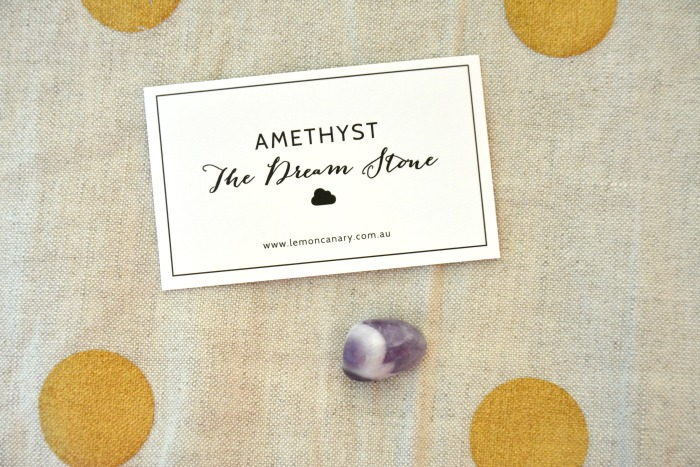 The Dream Stone at How we Montessori