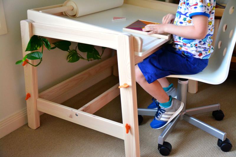 IKEA FLISAT Children's desk
