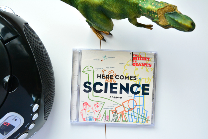Here comes Science CD and DVD at How we Montessori