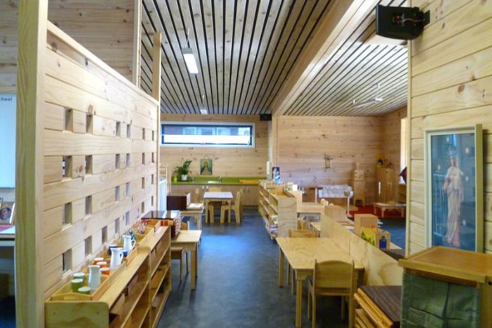 Sancta Maria Montessori Preschool