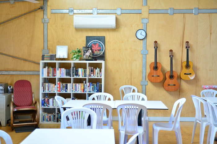 MIC at How we Montessori - Adolescence Community with music
