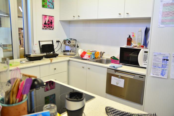 Montessori MIC Cycle Two 6-9 years school kitchen at How we Montessori