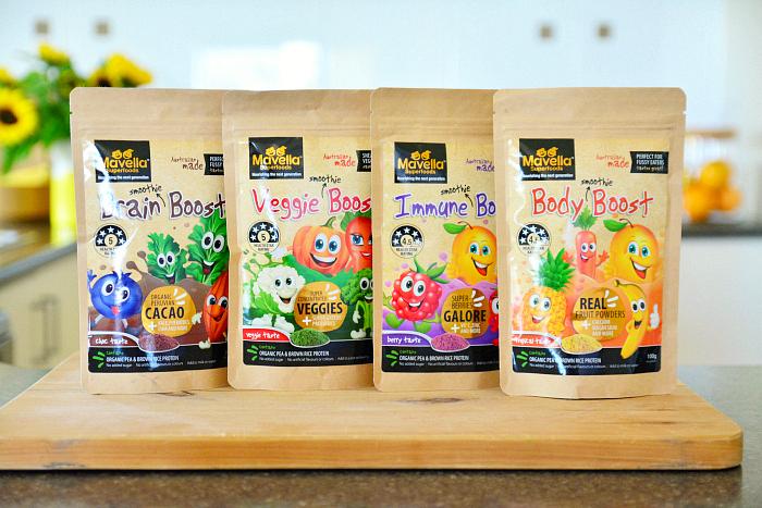Mavella Superfoods for Kids