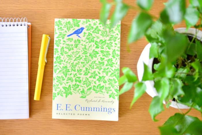 Poetry E.E. Cummings at How we Montessori