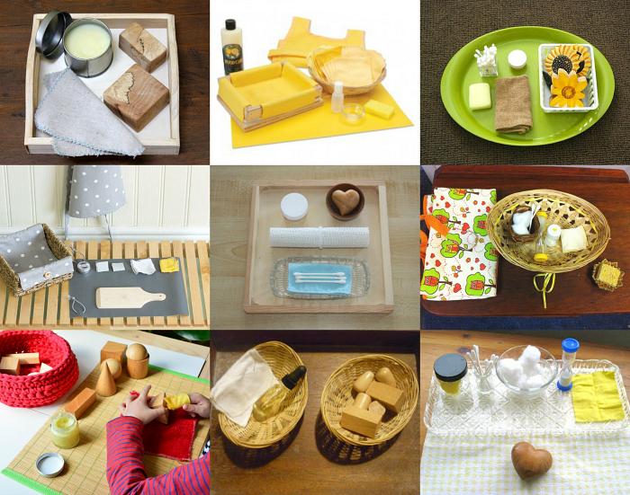 Montessori Wood Polishing Ideas at How we Montessori