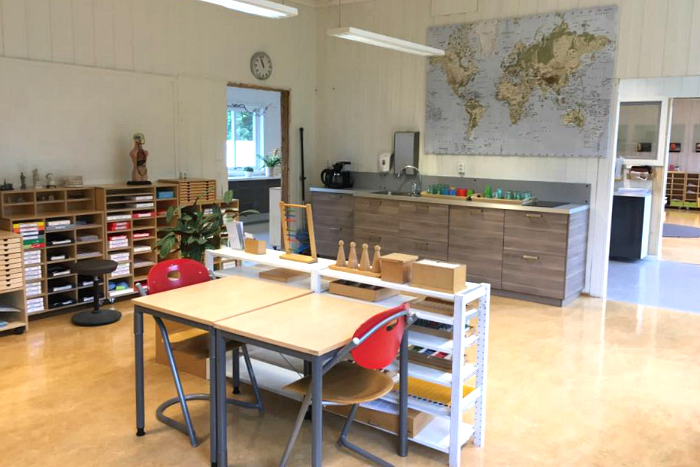 Hosanger Montessori School, Norway at How we Montessori