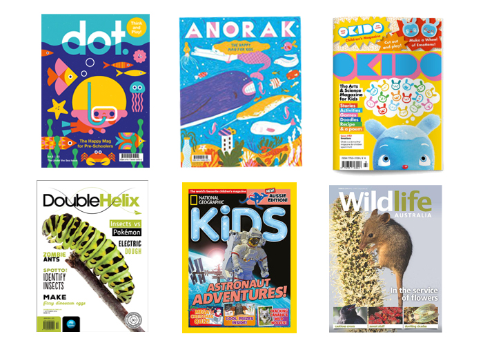 Kids Magazines we Love at How we Montessori