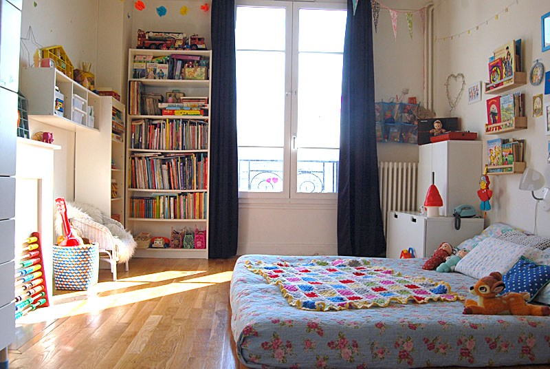 Add Fun and Mix - Montessori Inspired Bedroom