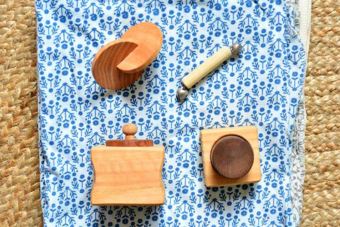 Montessori Infant Materials at HWM
