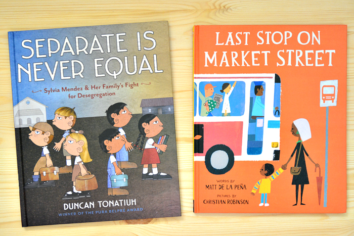 Separate is Never Equal, Last Stop on Market Street at HWM