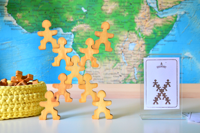 Flockmen Cards at How we Montessori