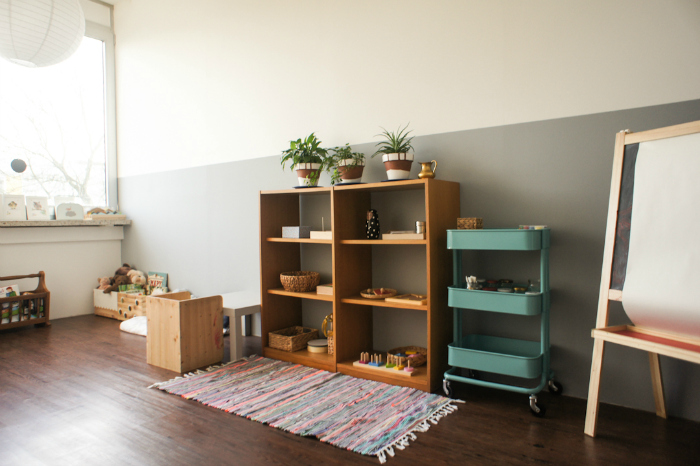 Montessori and Minimalist Design at Kuku Mag