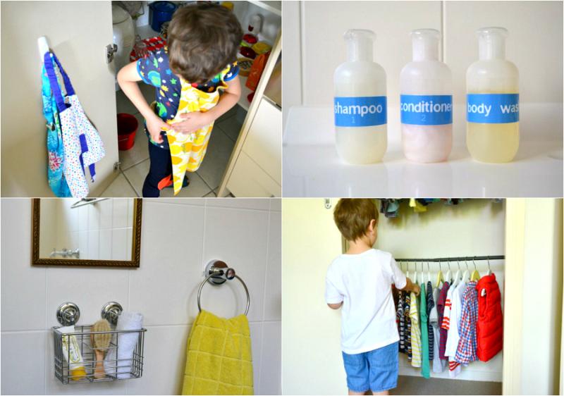 Tips for a Montessori Home
