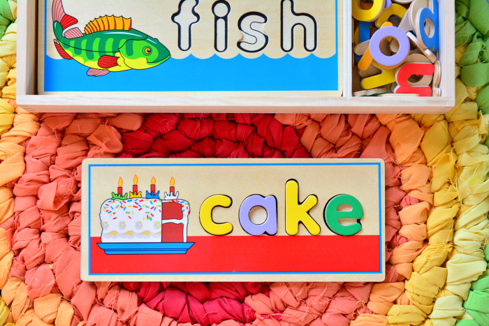 HWM See and Spell Puzzle