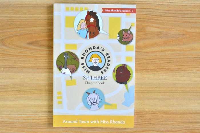 Mriss Rhonda's Readers Set Three at How we Montessori