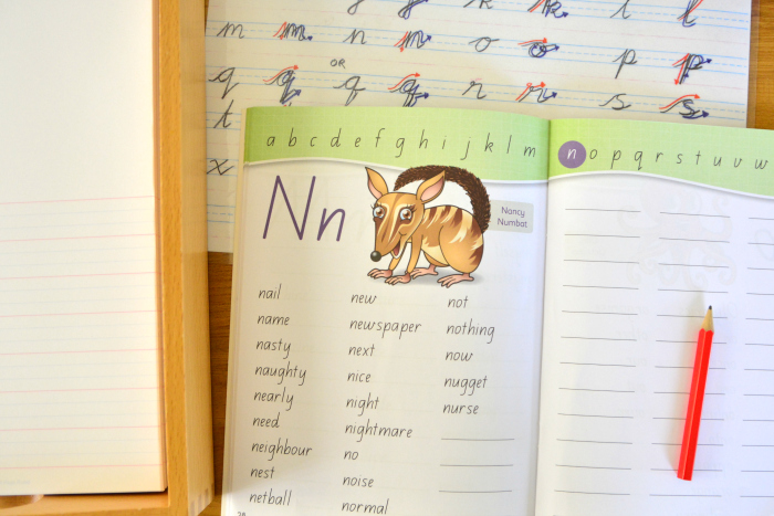 Personal Dictionary at How we Montessori