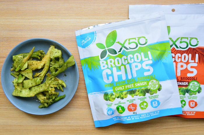 Broccoli Chips at How we Montessori