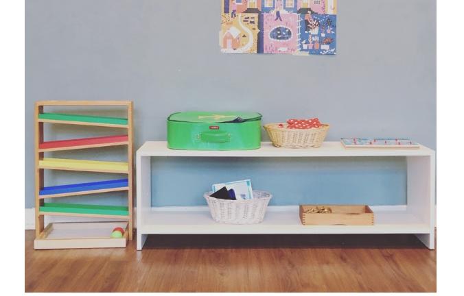 Montessori Notebook - Ball Tracker