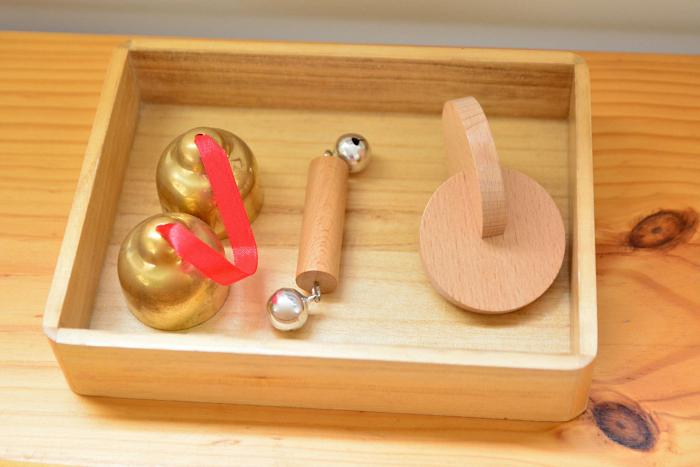 Infant materials at How we Montessori