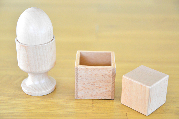 Montessori Shop NZ Egg and Cup