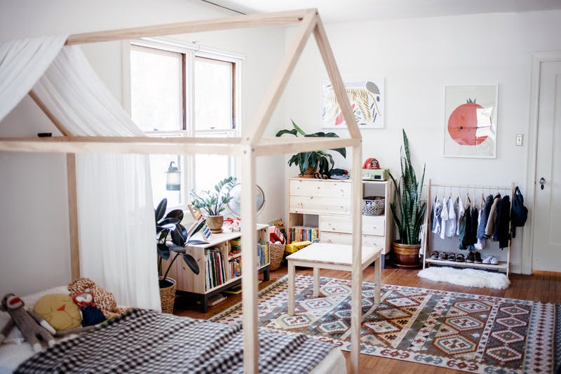 Montessori Inspired Room by Erin Perez Magstrom