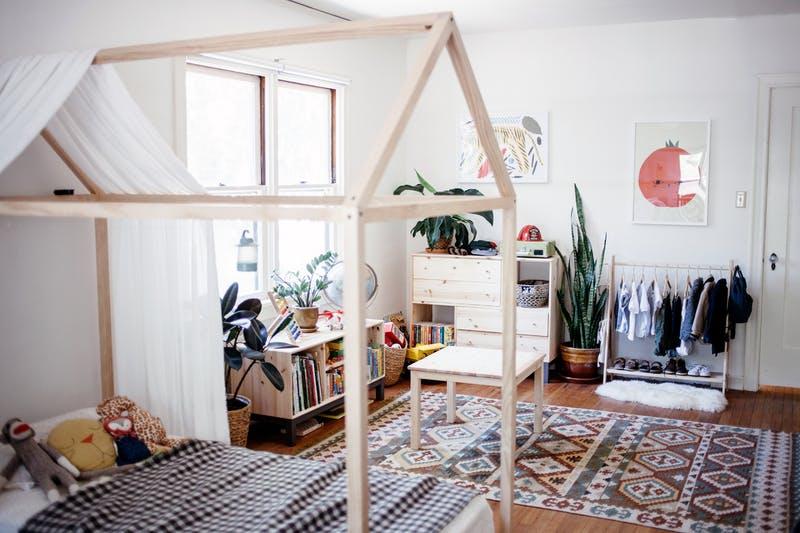 Montessori Inspired Room by Erin Perez Magstrom