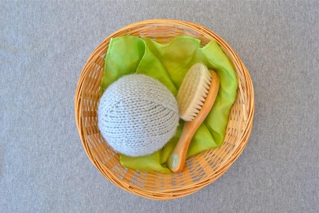 Silk basket