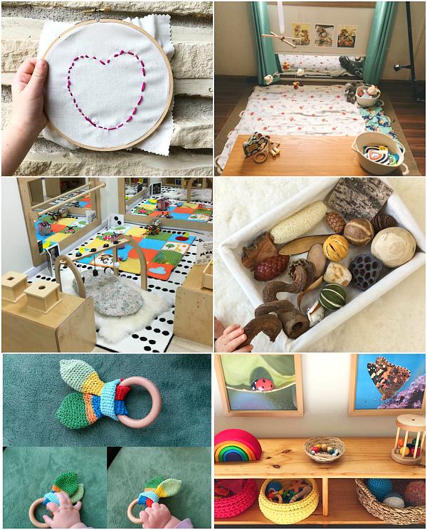 Weekend Montessori Reading at How we Montessori November 2017