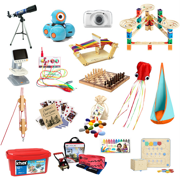How we Montessori  Gift Ideas for Children Five to Six Years Old