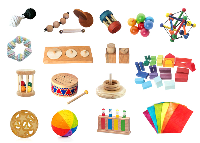 Toys For Infants >> Montessori Baby Toys Passive Toys Active Learners How