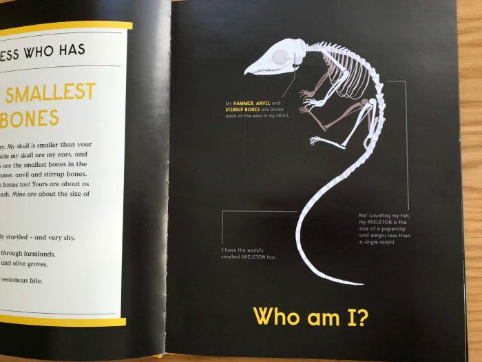 Book of bones 10 record breaking animals at hwm