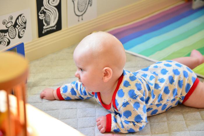 Loud + proud bodysuits at How we Montessori
