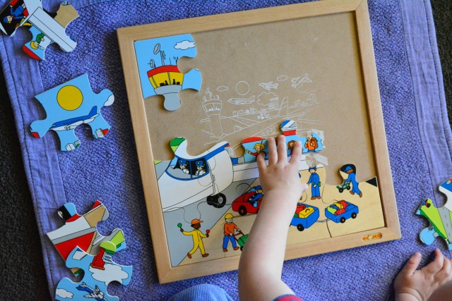 Otis airport puzzle