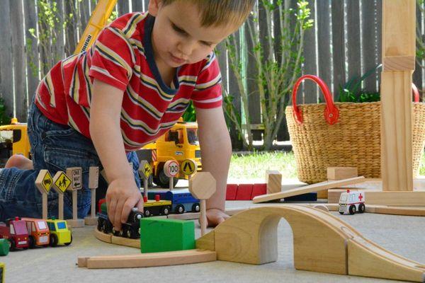 The Value Of Block Play How We Montessori