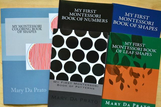 My First Montessori Book of by Mary Da Prato