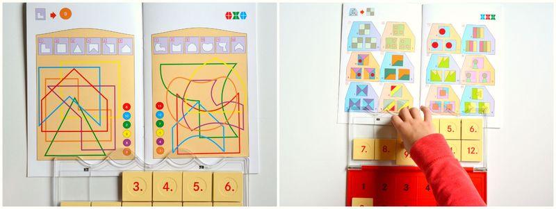Visual Perception Activities at How we Montessori