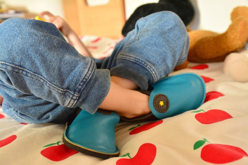 Soft Star Shoes at How we Montessori