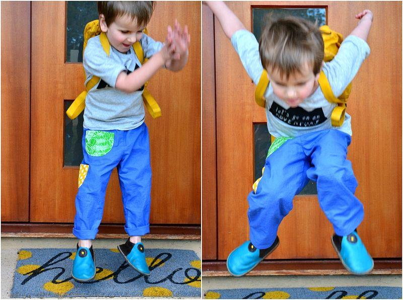 Montessori School Shoes Otis at How we Montessori