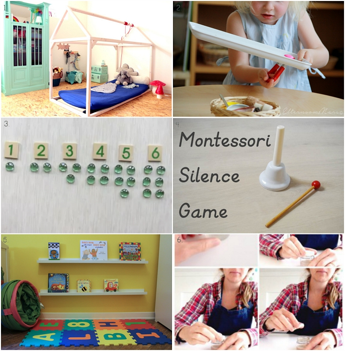 Montessori Blogs to Watch at How we Montessori