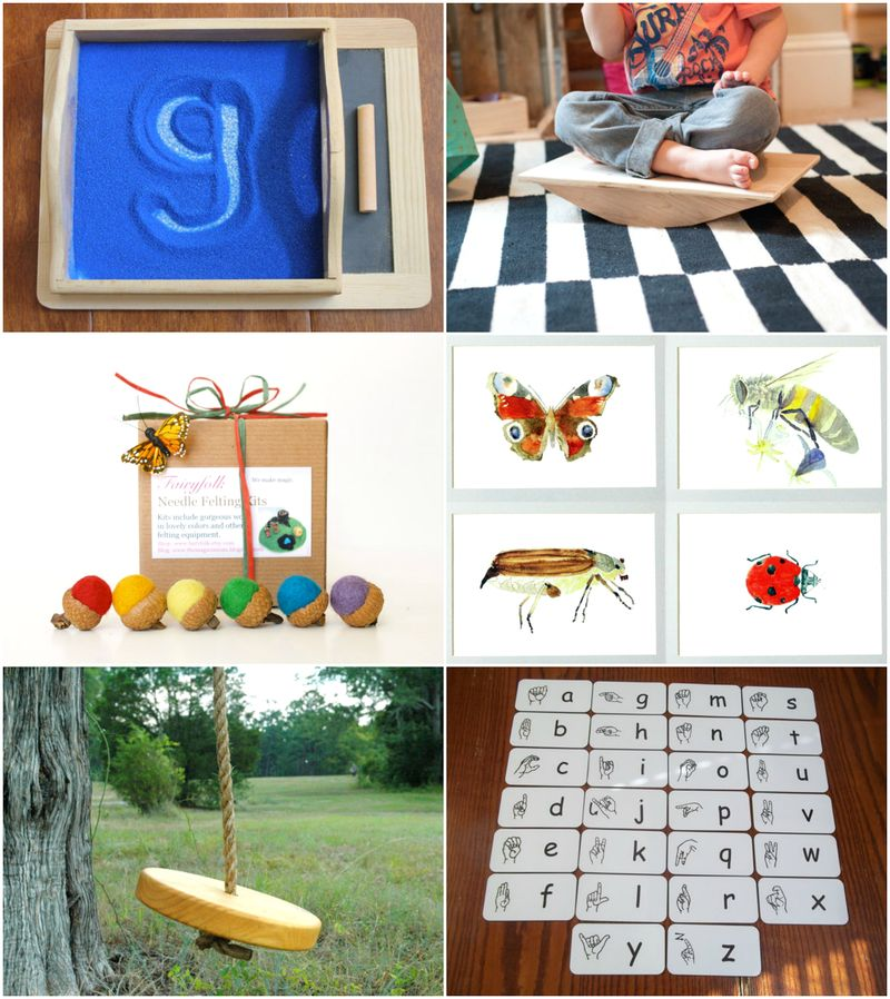 October Favourites on Etsy at How we Montessori