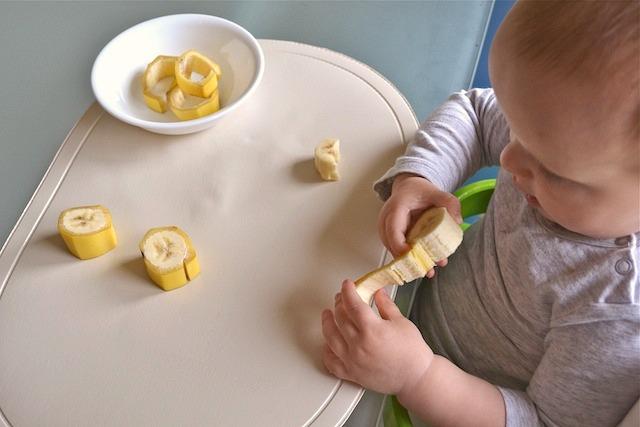 Peeling a Banana