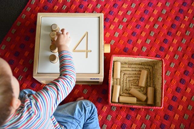 How We Montessori Otis 2 Years