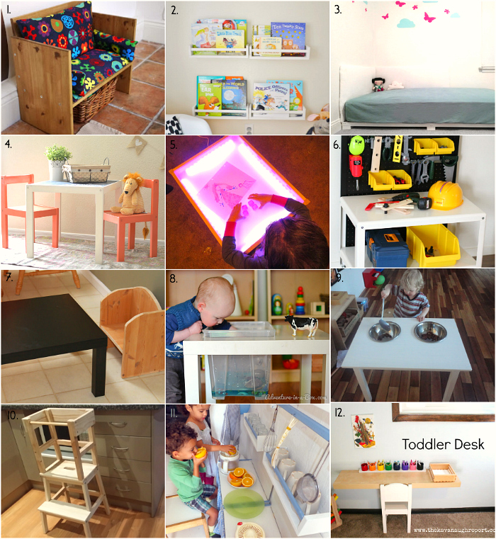 Fantastic Montessori Ikea Hacks