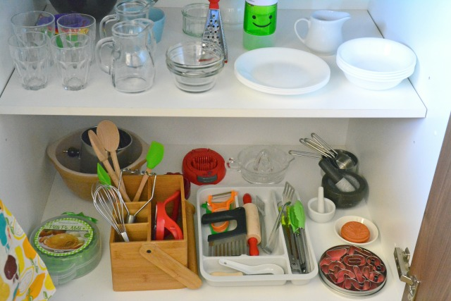 Make tools accessible at How we Montessori