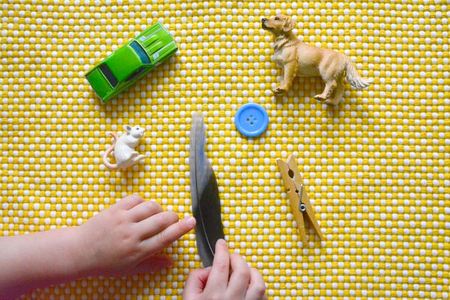 Sound game at How we Montessori
